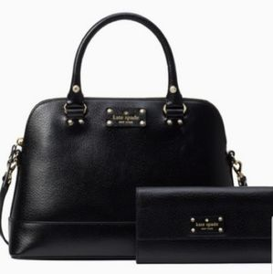 Kate Spade Small Rachelle Satchel Set